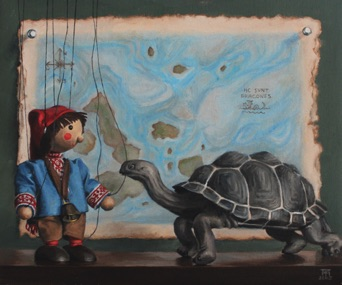 """Sebbie and the Tortoise"""