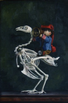 "Sebbie and the Spyglass 2012, 10x15"" Available"